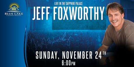 Jeff Foxworthy-6PM tickets
