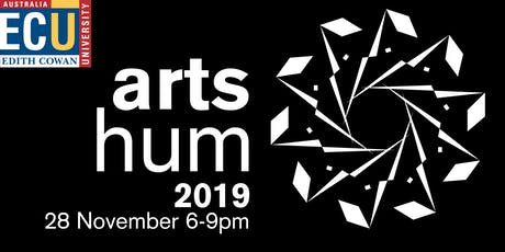 ArtsHum 2019 - School of Arts and Humanities Graduate Exhibition tickets