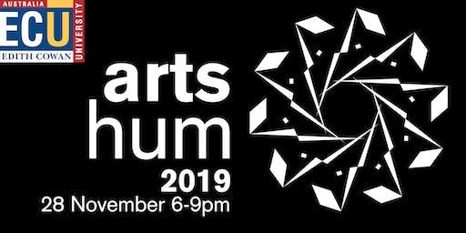 ArtsHum 2019 - School of Arts and Humanities Graduate Exhibition