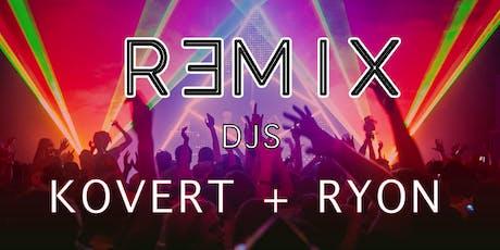 REMIX THURSDAYS tickets