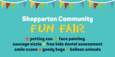 Shepparton Community Fun Fair tickets