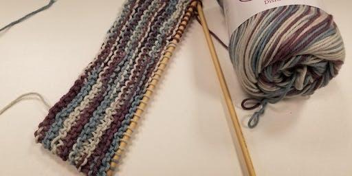 Basics in Knitting - Dishcloth w/Erin