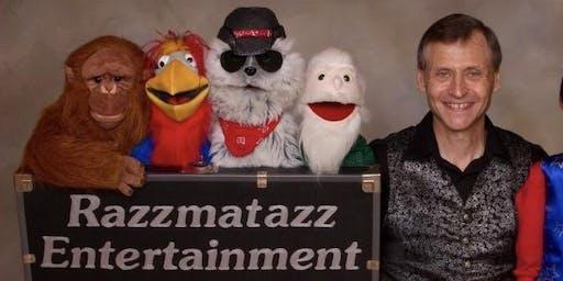 Razzmatazz Entertainment - Ventriloquism & Magic
