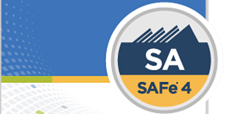 Leading SAFe - SAFe Agilist 5.0  Certification class (550 CAD-1111 tickets