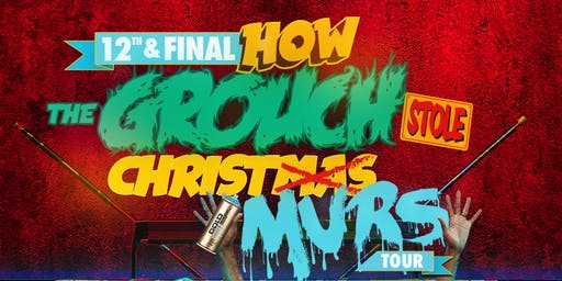 The Grouch at Mystic Theatre (December 8, 2019)