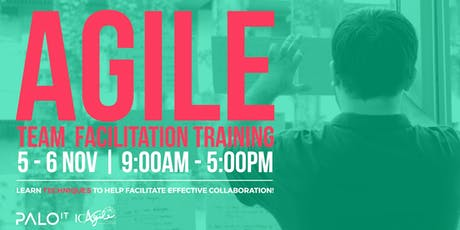 ICAgile Certified Agile Team Facilitation Training - November 2019 tickets