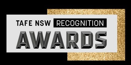 2019 TAFE NSW  Recognition Awards: Western Sydney Region Celebration
