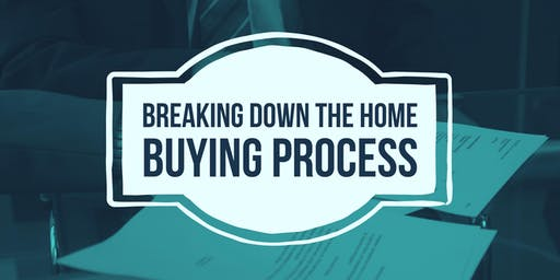 HOME BUYING SEMINAR - FIX YOUR CREDIT FOR FREE EDITION