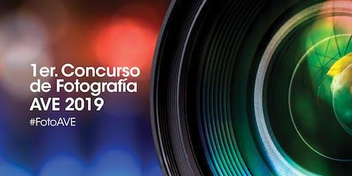 1er. Concurso de Fotografia AVE 2019