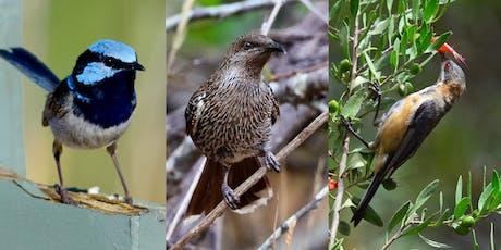 Australian Birds - their role in the landscape tickets