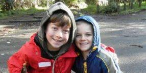 Junior Rangers Camp Ground Capers - Buchan Caves Reserve