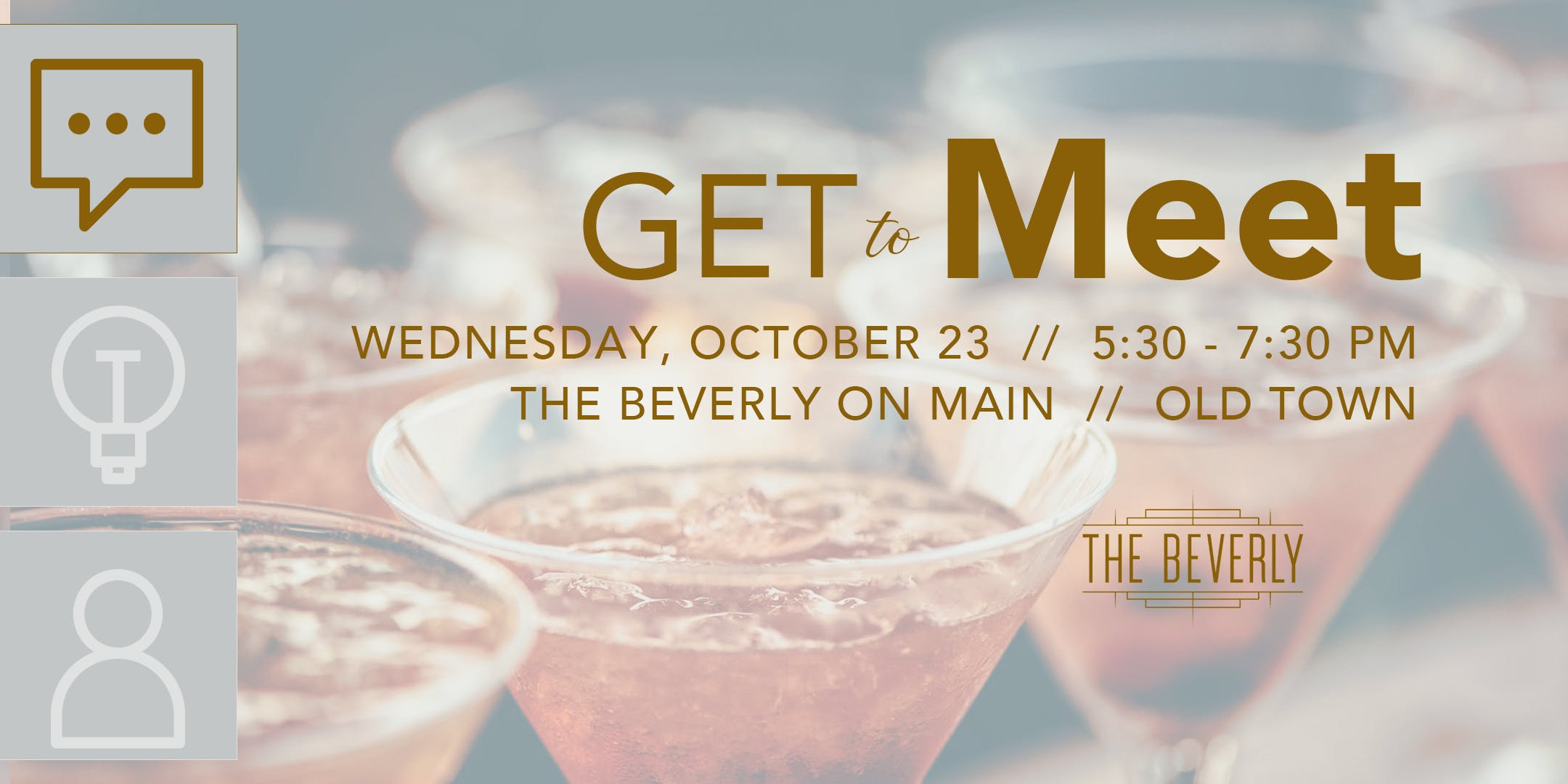 GET to Meet: Beverly on Main