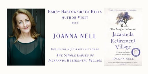 Author Talk with Joanna Nell