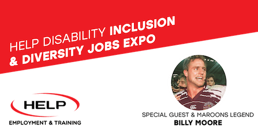 HELP Disability Inclusion & Diversity Jobs Expo