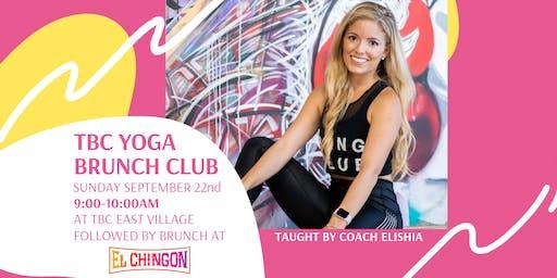 TBC Yoga Brunch Club