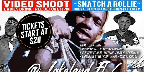KOLY P PERFORMING LIVE tickets