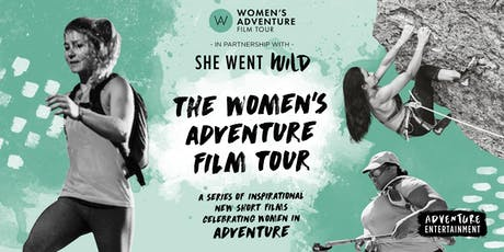 Women's Adventure Film Tour 19/20 -  Cardiff tickets