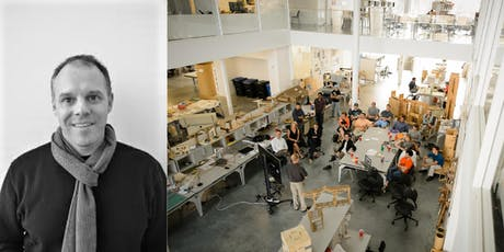 September Membership Meeting - Dan Harding | Clemson - School of Architecture: Molding the future of Architecture  tickets