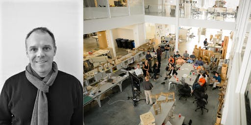 September Membership Meeting - Dan Harding | Clemson - School of Architecture: Molding the future of Architecture