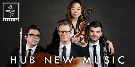 Treefalls presents: Hub New Music tickets