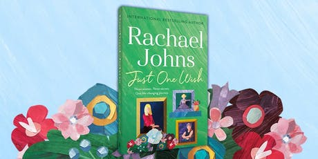 Author Talk: Rachael Johns - Newcastle Library tickets