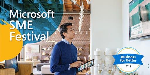 Microsoft SME Festival, 3 Oct 2019