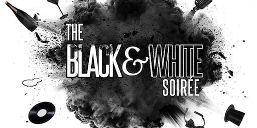 THE BLACK & WHITE SOIRÉE | RED CARPET AFFAIR @ THE ALLEY THEATRE