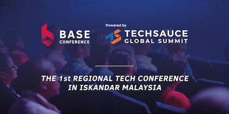 BaseConf powered by Techsauce Global Summit tickets
