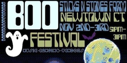Boo! Festival ft TSIMBA, ABOMNABL, BONE ZADD & MORE