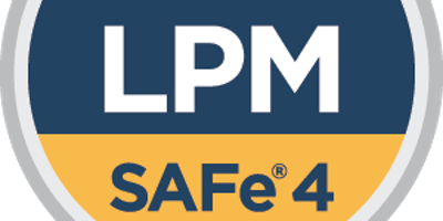 SAFe® Lean Portfolio Management with LPM Certification, Edison, NJ
