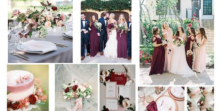Falling for You - Styled Wedding Shoot tickets