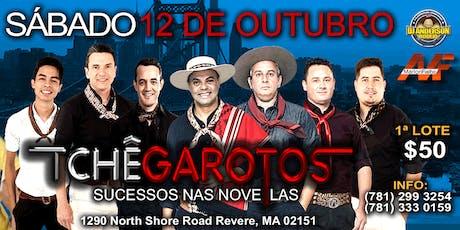 Tchê Garotos Club Lido Revere tickets