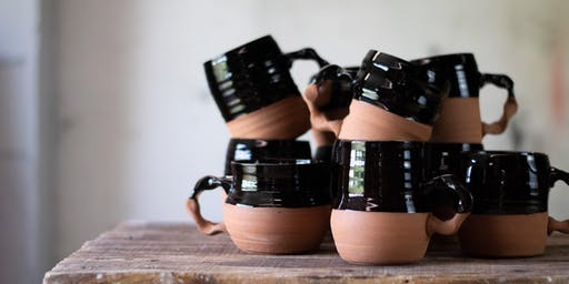Gravesco Pottery Studio Tour + Open House