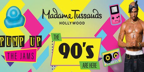 LA Guides MEETING - Madame Tussaud's tickets
