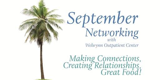 September 2019 Networking Event - Welwynn