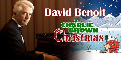 David Benoit Christmas Tribute to Charlie Brown featuring Sara Gazarek
