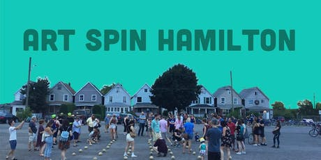 Art Spin Hamilton 2019 tickets