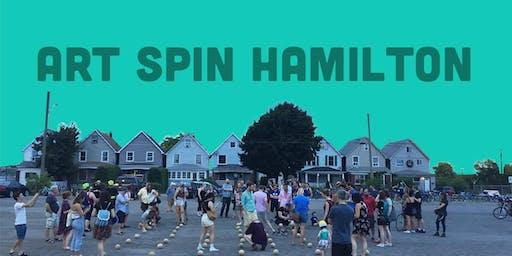 Art Spin Hamilton 2019