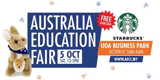 Australia Education Fair (5th OCT)