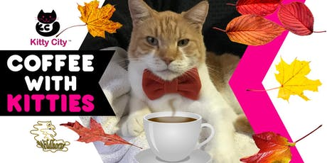 "Kitty City At Wildhorse presents...""Coffee With Kitties"" tickets"
