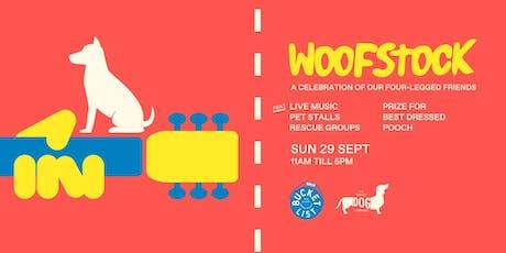 Woofstock! A celebration of 4 legged friends on Bondi Beach tickets