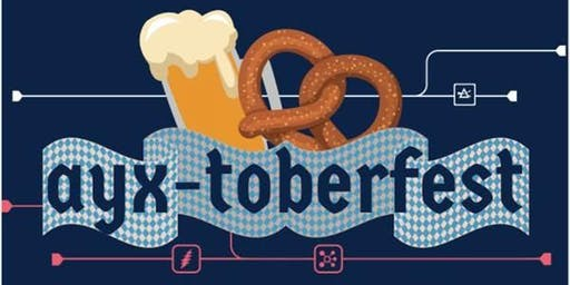 AYX-toberfest at Alteryx!