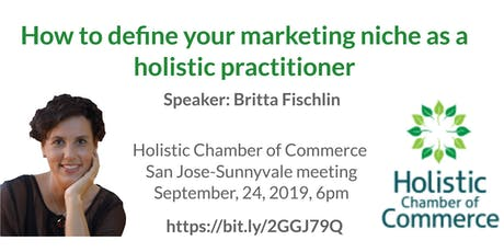 How to define your Marketing Niche as a Holistic Practitioner tickets