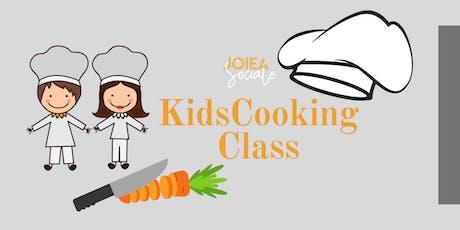 Kids Cooking Class billets