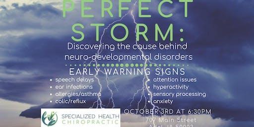 The Perfect Storm: ADHD & Sensory Workshop