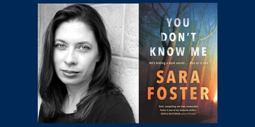 Book Launch – Sara Foster  - You Don't Know Me