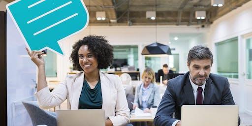 WORKSHOP Facilitating Success Through Effective Communication