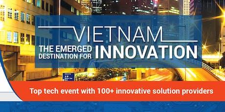 US Sourcing Mission to Vietnam tickets
