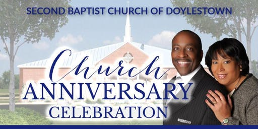 112th Anniversary Celebration for Second Baptist Church of Doylestown