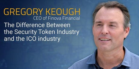We are hosting Gregory Keough CEO of Finova Financial tickets
